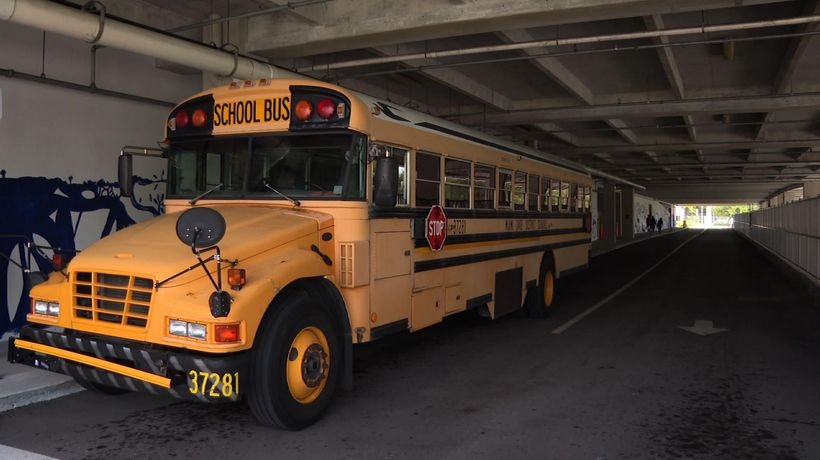 School districts embrace electric buses