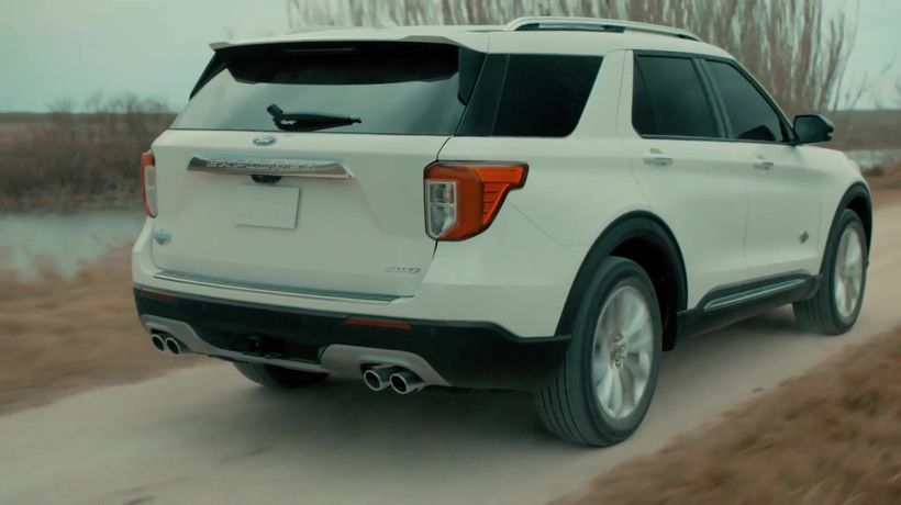 2021 Ford Explorer King Ranch Preview