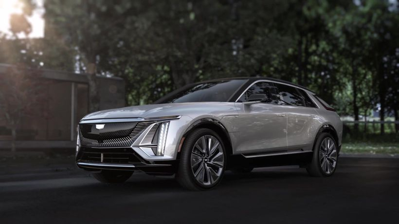 Introducing the All-Electric Cadillac LYRIQ