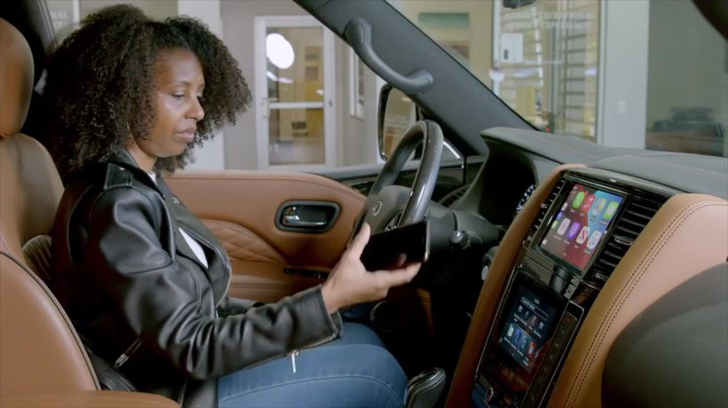Go wireless - Complimentary wireless Apple CarPlay® upgrade now available for most 2020 and 2021 INF