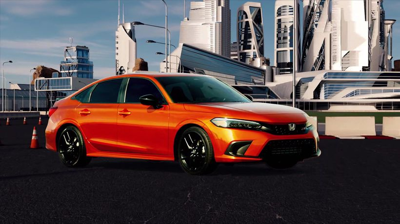 All-new 2022 Honda Civic Si brings the passion - Sets new benchmark for sport compact sedans