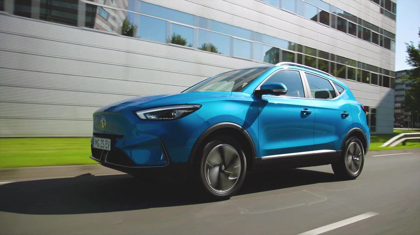 New MG ZS EV Preview