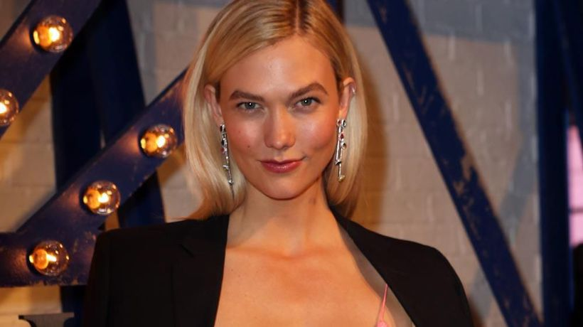 Karlie Kloss thinks fragrance is important
