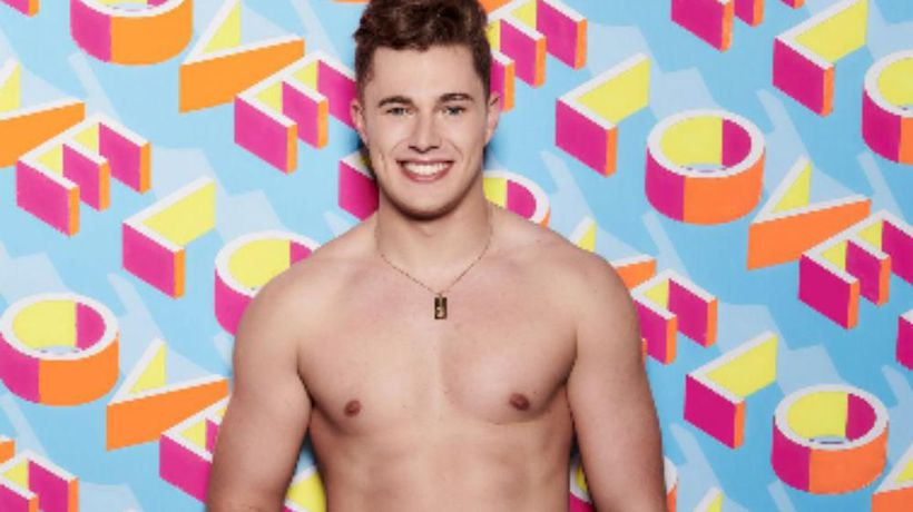 Curtis Pritchard reveals 'fat-shaming' pain after Love Island