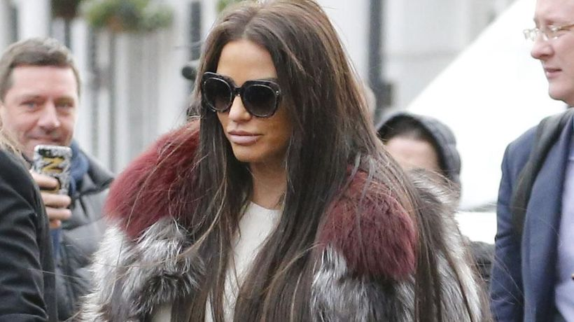 Katie Price bought pink mobility scooter to cope with driving ban
