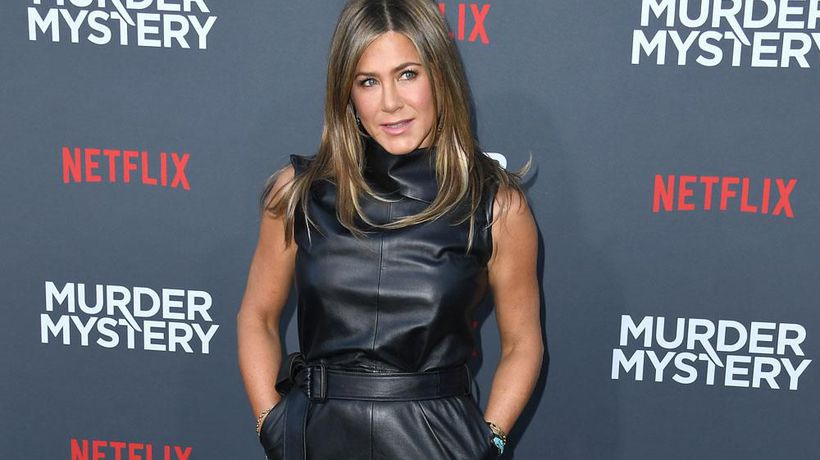 Jennifer Aniston says Reese Witherspoon convinced her to return to television