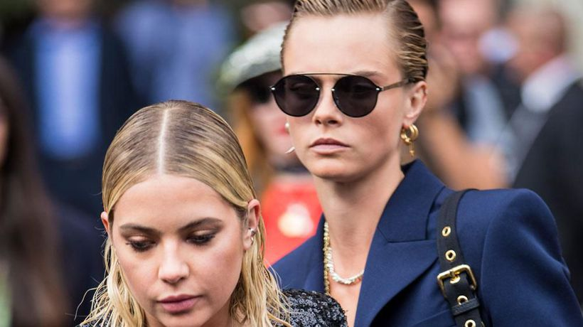 Cara Delevingne reveals why she's 'the luckiest girl in the world'