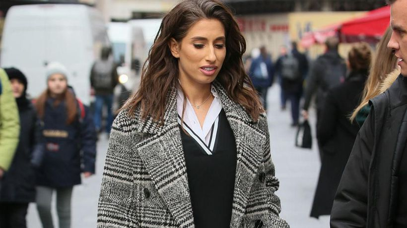 Stacey Solomon set for X Factor: All Stars but doesn't want to compete