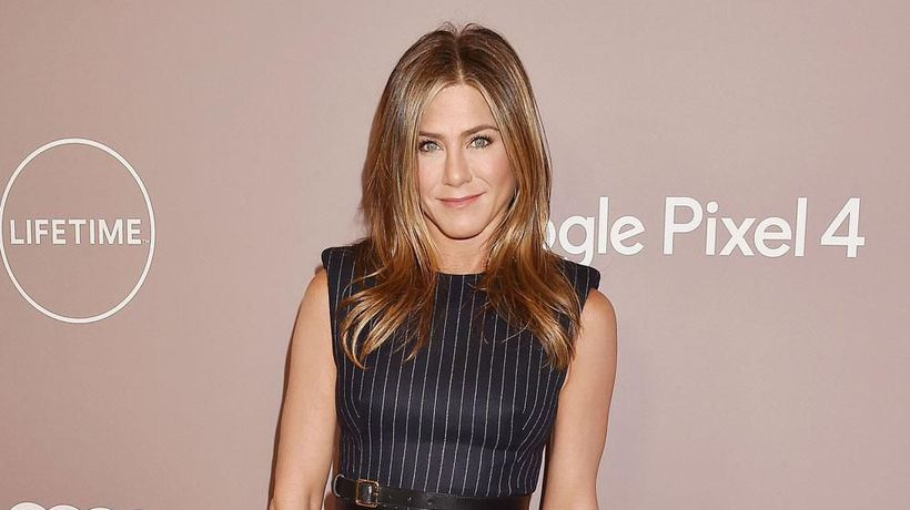 Jennifer Aniston sets world record