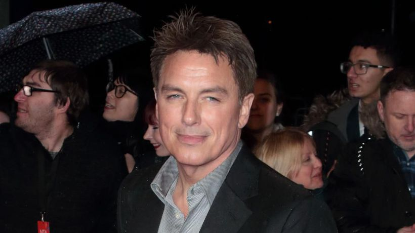 John Barrowman opens up about why he's 'out and proud'