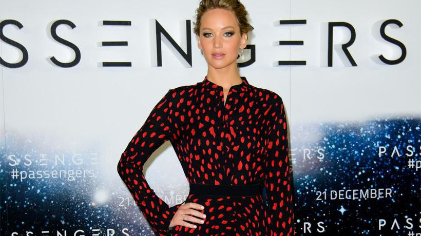 Who will be attending JLaw's star-studded wedding?