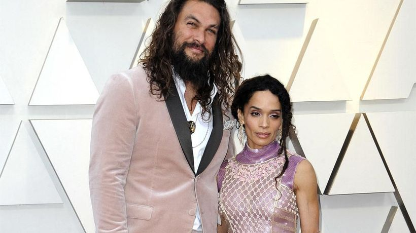 Jason Momoa 'more attentive' to Lisa Bonet since 'See' role