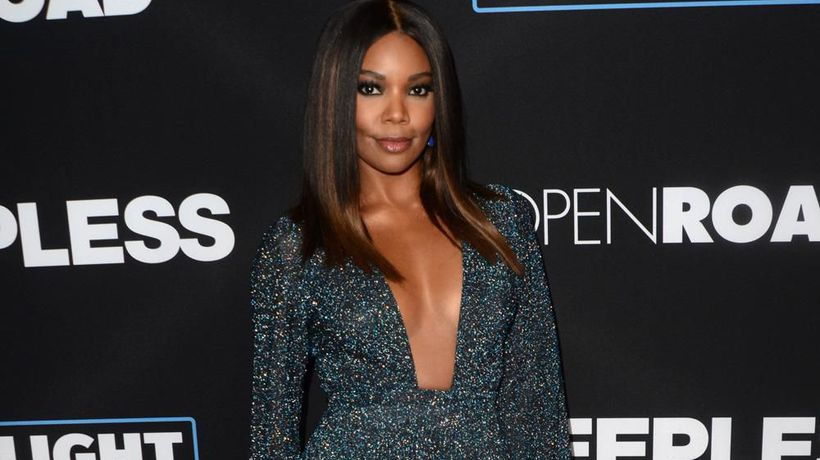 Gabrielle Union meets with NBC