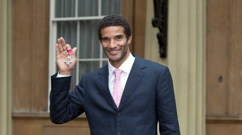 David James caught cuddling Nadiya Bychkova
