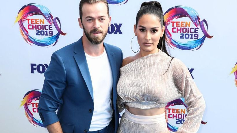 Nikki Bella learned Russian for Artem Chigvintsev's parents