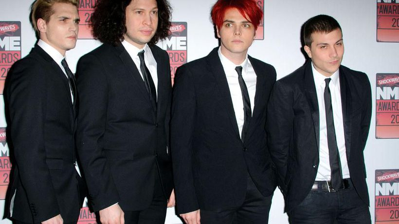 My Chemical Romance have announced a UK gig!