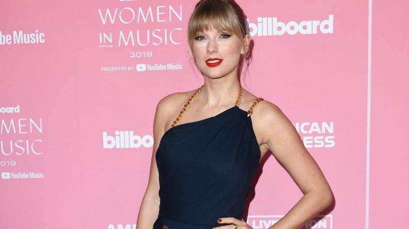 Taylor Swift isn't 'muzzled' anymore