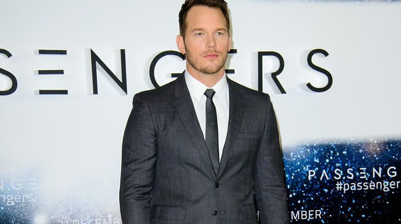 Chris Pratt: It's okay to feel vulnerable