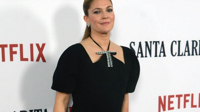 Drew Barrymore praises 'amazing' fitness trainer