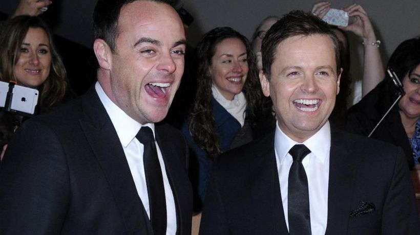 Ant and Dec to host Saturday Night Takeaway from home