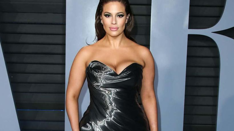 'I am strong and fearless': Ashley Graham on empowering motherhood