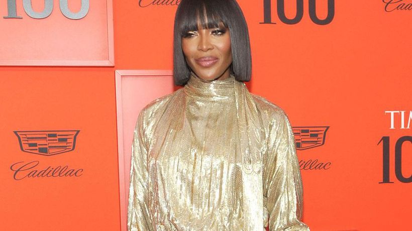Naomi Campbell's clean vegetarian diet