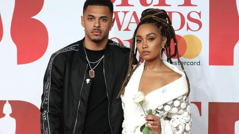 Little Mix's Leigh-Anne Pinnock reveals how Andre Gray proposed to her