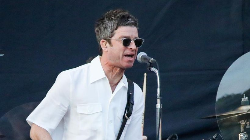Noel Gallagher lost notebook of early Oasis lyrics