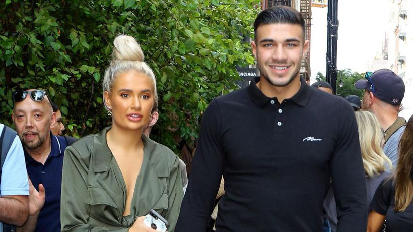 Molly-Mae Hague and Tommy Fury 'heartbroken' as beloved puppy passes away