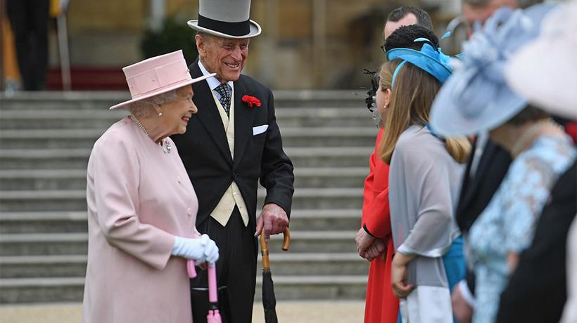 Prince Philip plans low-key birthday lunch