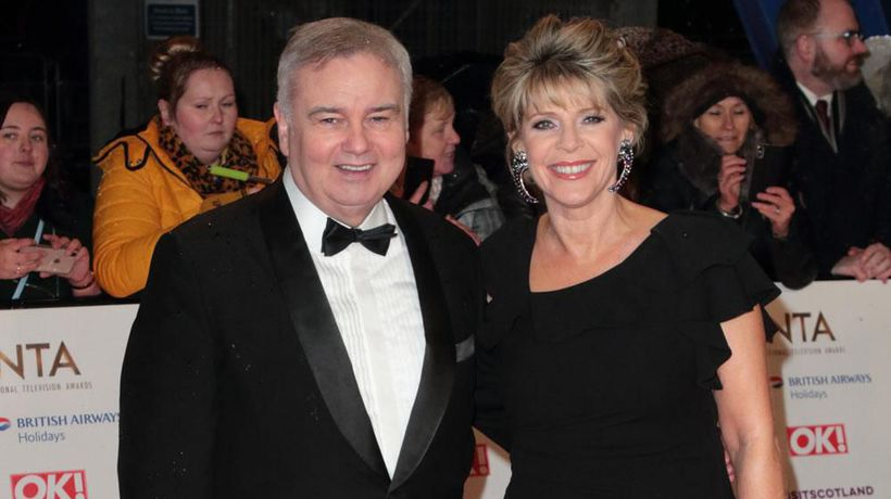Eamonn Holmes and Ruth Langsford set for Celebrity Gogglebox