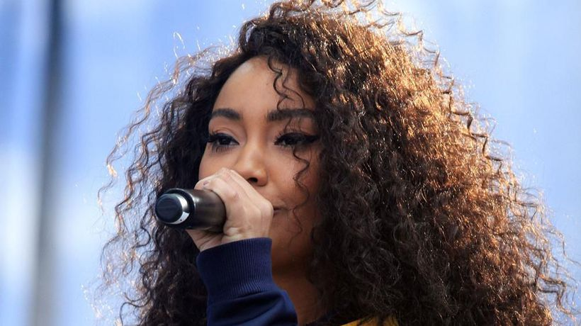 Leigh-Anne Pinnock: I feel like the least favourite in Little Mix because I'm black