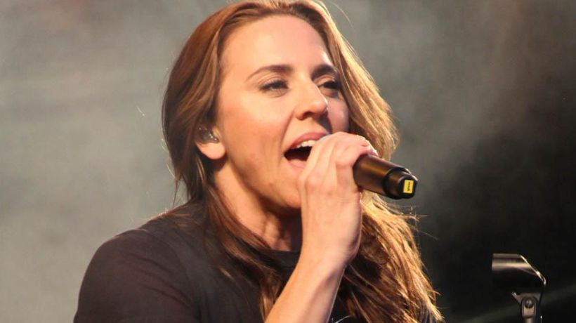 Sporty goes Grime: Melanie C teams up with Nadia Rose for duet