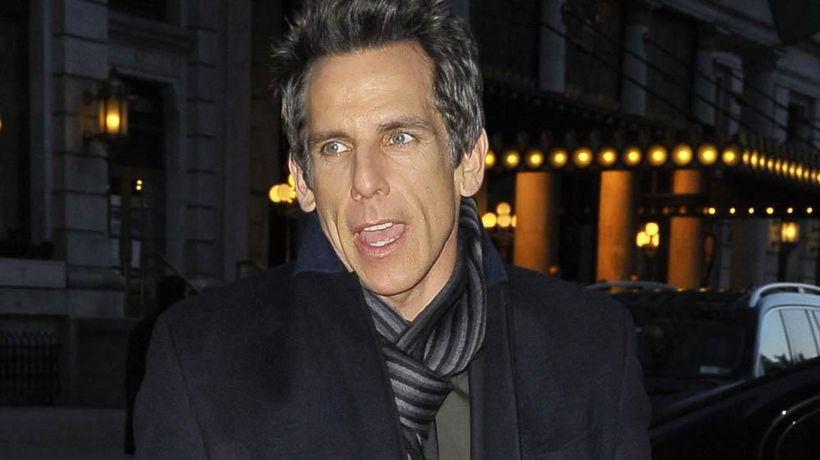 Ben Stiller reminisces about his caring father