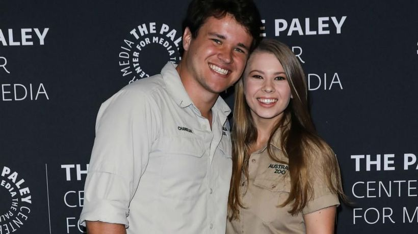Honeymoon at home: Bindi Irwin spent her honeymoon at Australia Zoo