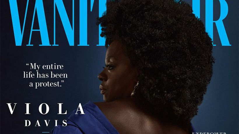 Viola Davis says her 'entire life' has been a protest