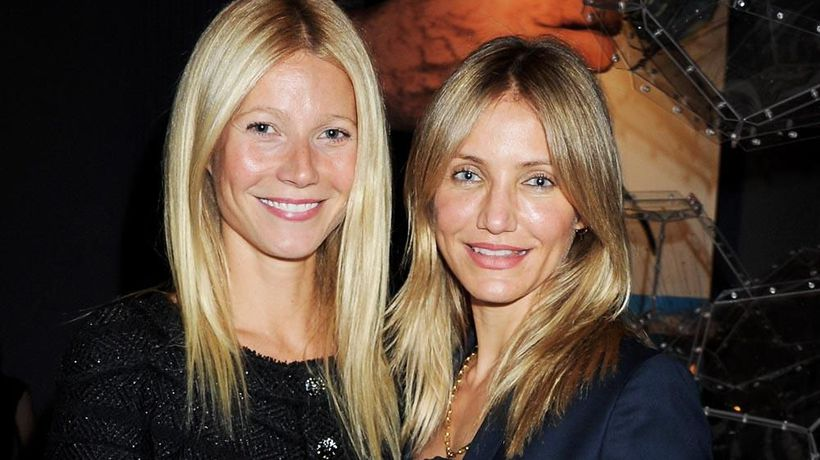 Cameron Diaz says Gwyneth Paltrow encouraged her to be a mother