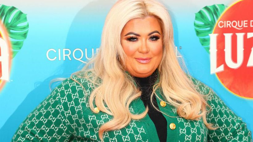 Gemma Collins suffered miscarriage during lockdown