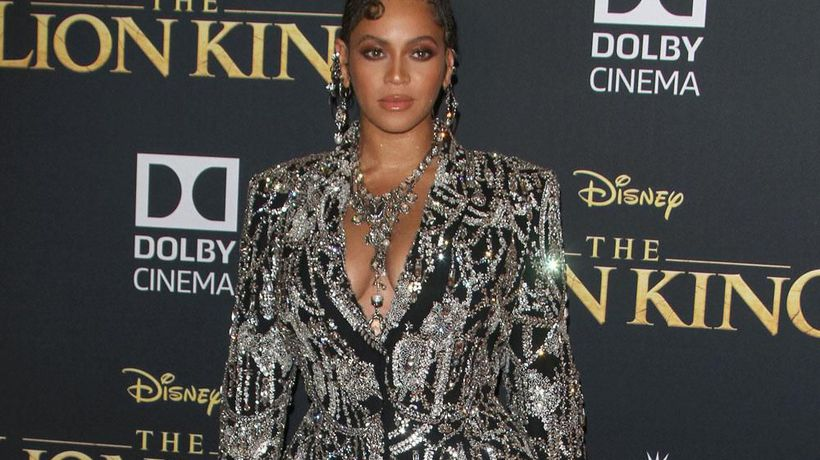 Beyonce doesn't care about designer labels