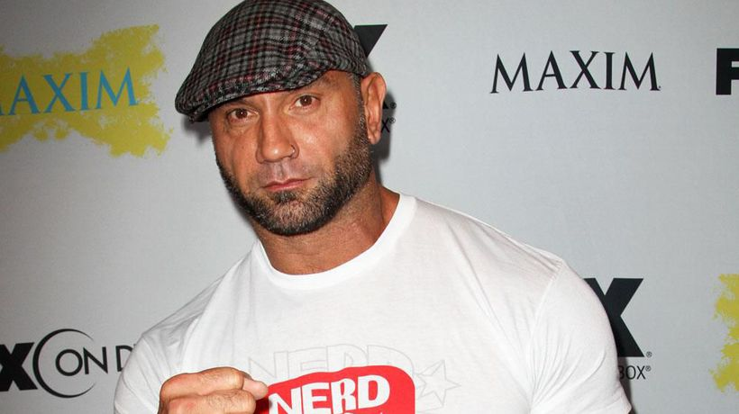 Hulk Hogan accused Dave Bautista of mocking him in WWE