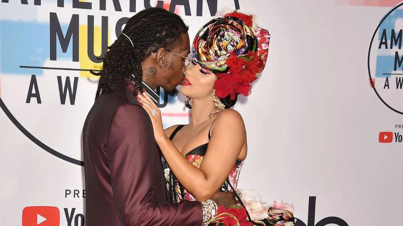 Cardi B and Offset: 'We have a lot of trust'
