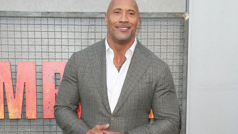 The Rock tops the list again! Dwayne Johnson named highest-earning actor for second year