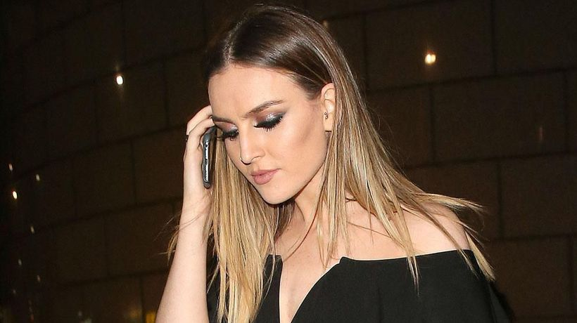 Perrie Edwards is sick of people judging what Little Mix wear