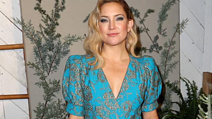Kate Hudson says global health crisis has been 'challenging for self-care'