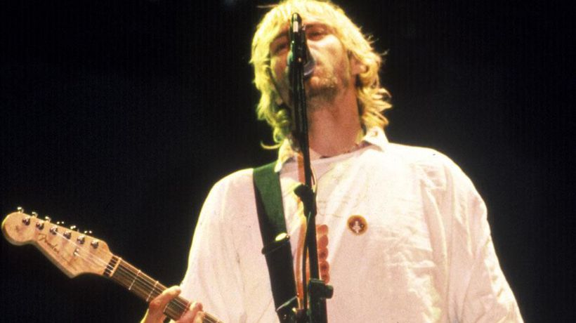 Signed Kurt Cobain insurance policy up for auction