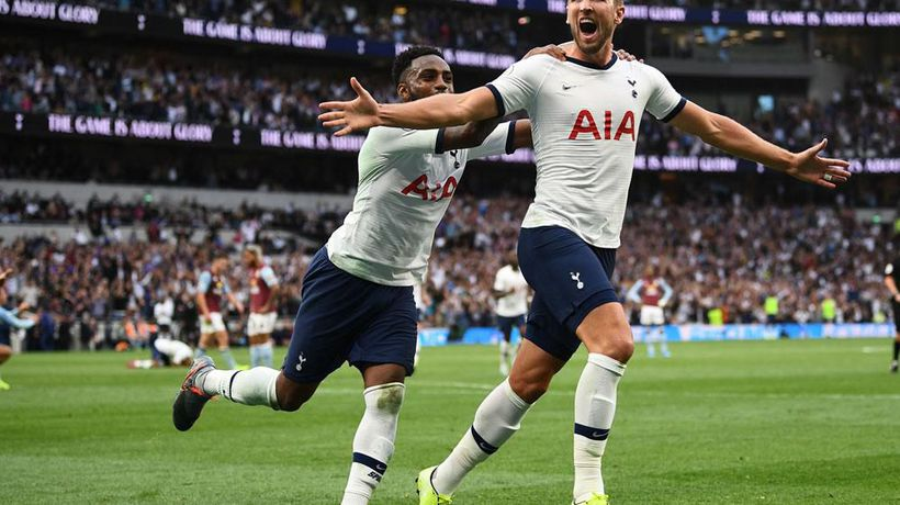 Amazon release trailer for 'All Or Nothing: Tottenham Hotspur' series set to launch in August