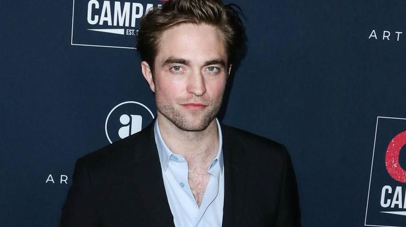Robert Pattinson enjoys the idea that he could 'mess up' 'The Batman'