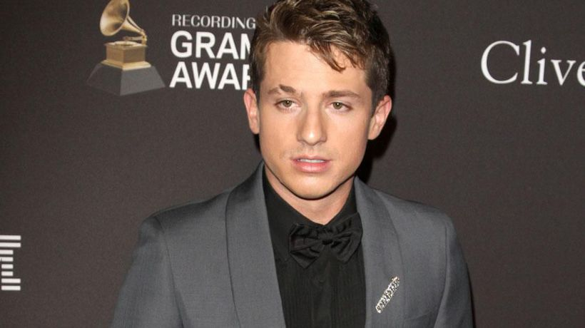 Charlie Puth recalls being star-struck by Harry Styles