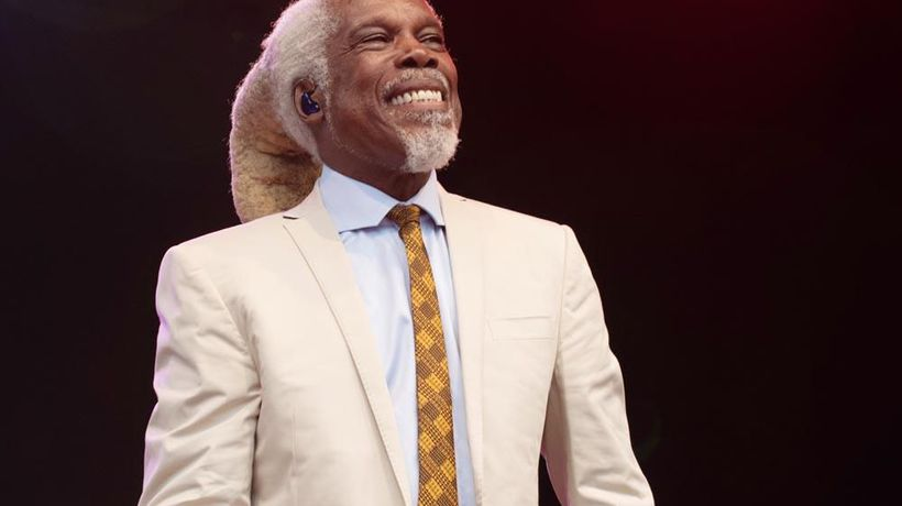 Billy Ocean used to hide his awards from his children