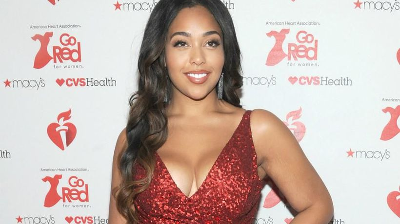 Jordyn Woods says Tristan Thompson kissing scandal made her who she is today